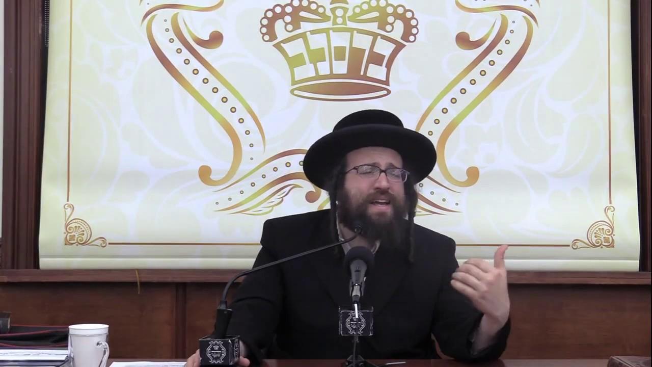 ר' יואל ראטה - עונג שבת - ה' בהעלותך תשע''ט - R' Yoel Roth