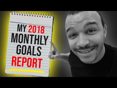 My May 2018 Monthly Goals Report: Online Arbitrage Extraction Plan Phase 1
