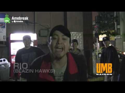UMB2012外伝 - 福岡編 feat. POCKY, REIDAM, RIO, MOL63