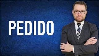 NOVO CPC - PEDIDO