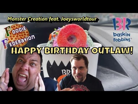 """Baskin Robbins NEW Creature Creations Collab feat. Joeysworldtour """"Monster REVIEW"""" from YouTube · Duration:  8 minutes 36 seconds"""