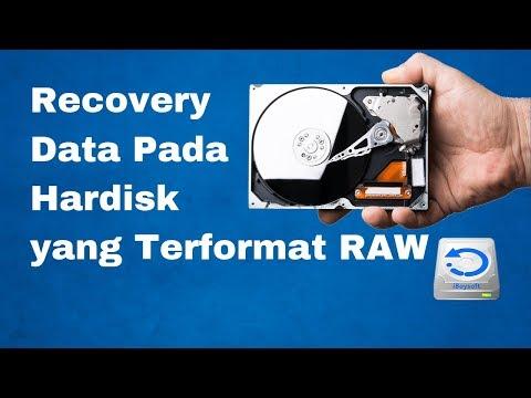 Mengembalikan data yang sudah terformat, diformat, terhapus, dihapus di dalam harddisk atau flasdisk.