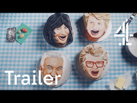TRAILER   The Great British Bake Off   Coming Soon on Channel 4
