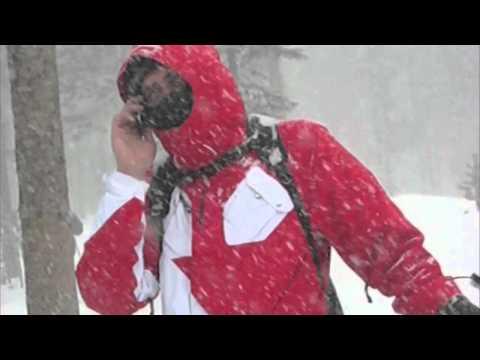 Snowshoeing in Breckenridge Dec 2010