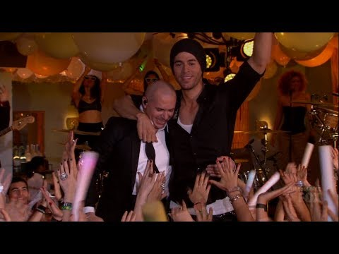 Enrique Iglesias - I Like It feat. Pitbull (Live at Pitbull's New Year's Revolution 2014) [Full HD]