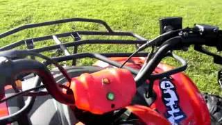 Elstar 250cc Tank and 150cc Camel ATV quad bike off road tank01.wmv