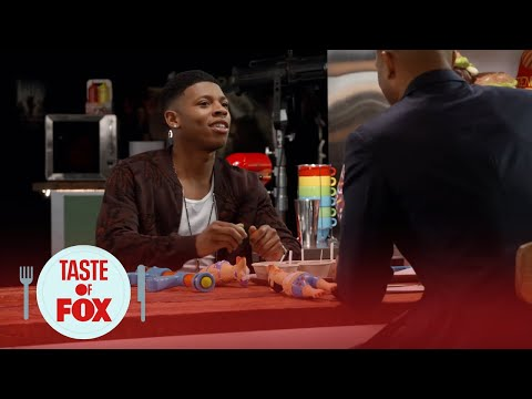 Bryshere Gray Tells A Story About How He Almost Burnt His House Down  TASTE OF FOX