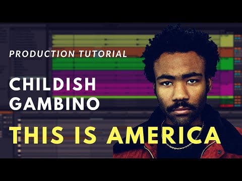 Making the Beat for Childish Gambino - This Is America