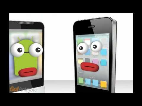 Android meets iPhone