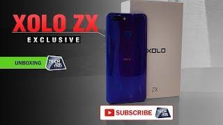 XOLO ZX स्मार्टफोन भारत में हुआ लांच  | First Look| Tech Tak
