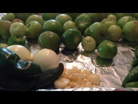 Recipe Share | Tomatillo Sauce