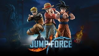 Hostias como panes 👊 - Jump Force 💥