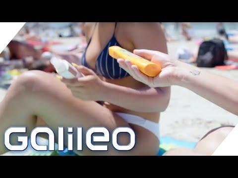 Warum das denn?: Sonnencremeverbot auf Hawaii   Galileo   ProSieben