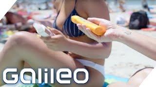 Warum das denn?: Sonnencremeverbot auf Hawaii | Galileo | ProSieben