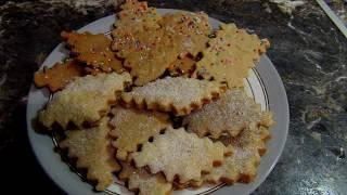 Сухарики - печенье на кефире. Хрустящее удовольствие для детей.