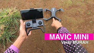Review Drone Murah JX 1811 Mirip DJI MAVIC MINI