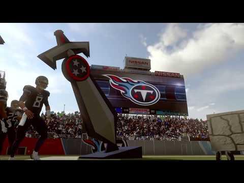 Madden 19 All Madden Slider Test | Jaguars vs Titans | PS4
