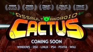 Assault Android Cactus - Official Trailer