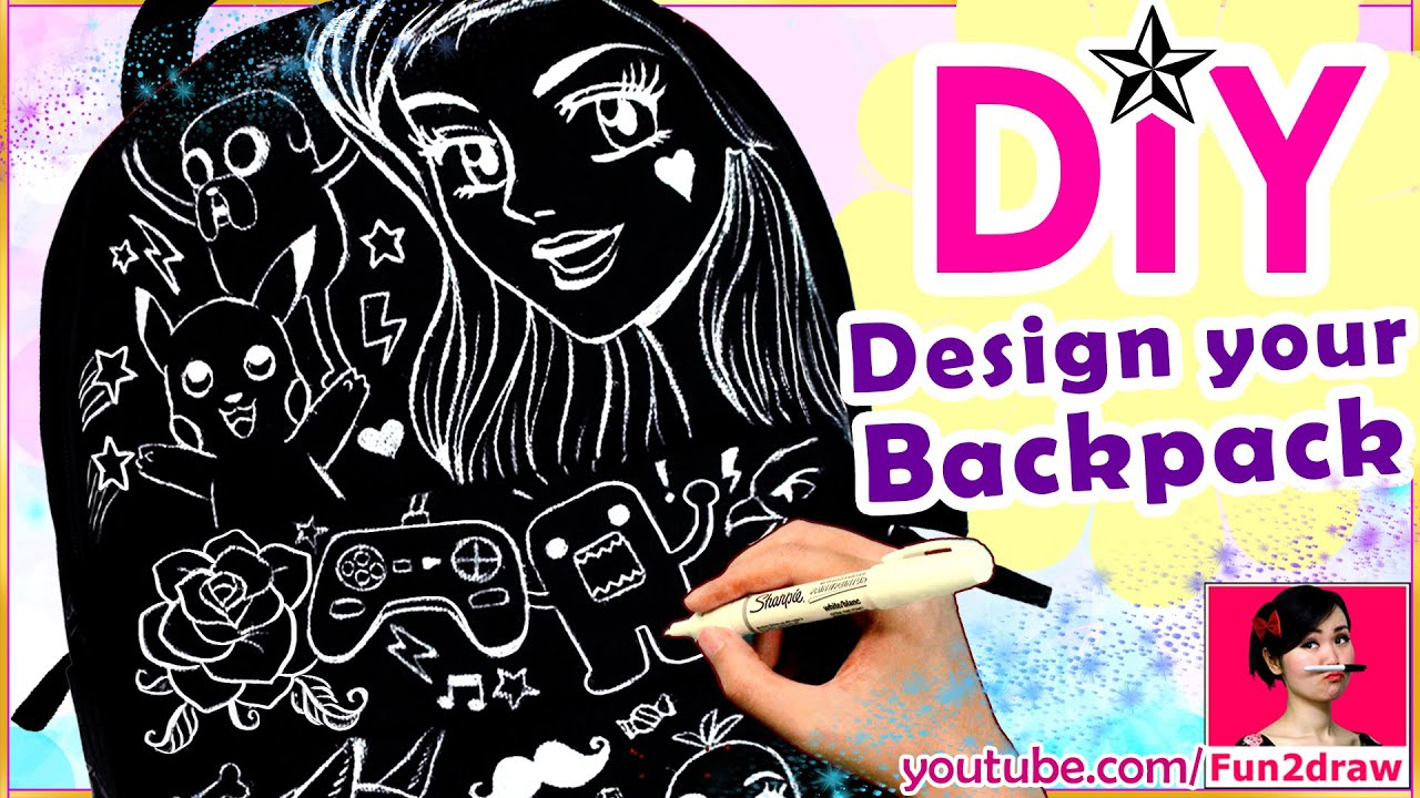 How to Design a Backpack