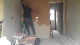 Plastering,ENJOY your work.