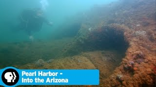 Download PEARL HARBOR - INTO THE ARIZONA | Sunken Relics Revealed | PBS Mp3 and Videos