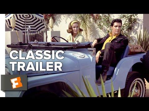 Tickle Me (1965) Official Trailer - Elvis Presley, Julie Adams Movie HD