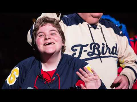 Springfield Thunderbirds help Katrina King, legally blind superfan, see her favorite sport