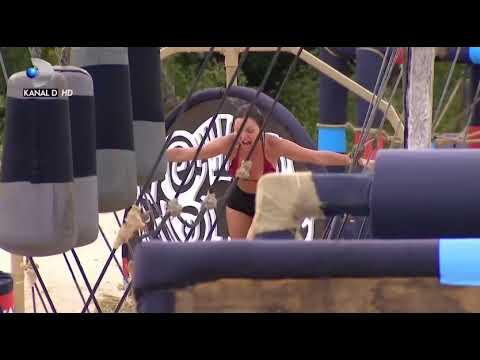 Download Alexandra Stan tipand la Survivor Romania 2021 / Alexandra Stan yelling at Survivor Romania 2021