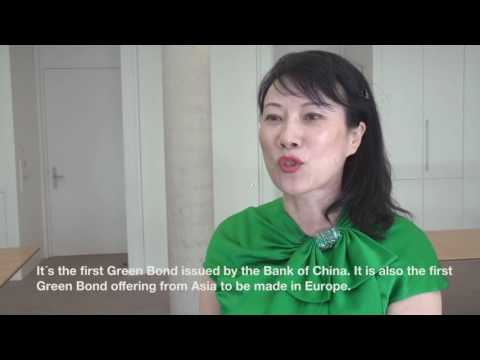Bank of China lists first Green Bond in Luxembourg