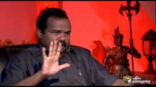Seeman's reaction to Karuna's statement during the exclusive interview to Puthiyathalaimurai spl tamil videos 29-08-2015
