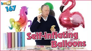 Self-inflating Balloons and Giant Flamingos - BMTV 167