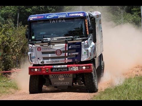 TOP moments of DAKAR 2017 LOPRAIS powered by INSTAFOREX