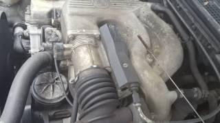 Контрактный двигатель BMW (БМВ) 1.8 M43 B18 | Где купить? | Тест мотора
