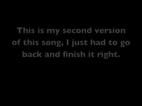 Jeff Buckley Hallelujah cover V.2
