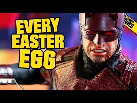 THE DEFENDERS - All Easter Eggs & The Punisher Trailer