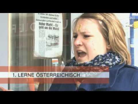 Piefke raus!  Deutsche Studenten in Österreich