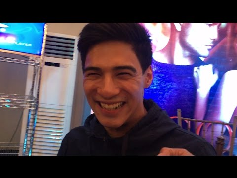 Watch why Albie Casiño is so happy in this interview