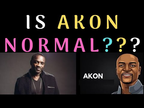 IS AKON ACTUALLY NORMAL??? | setrosvlog