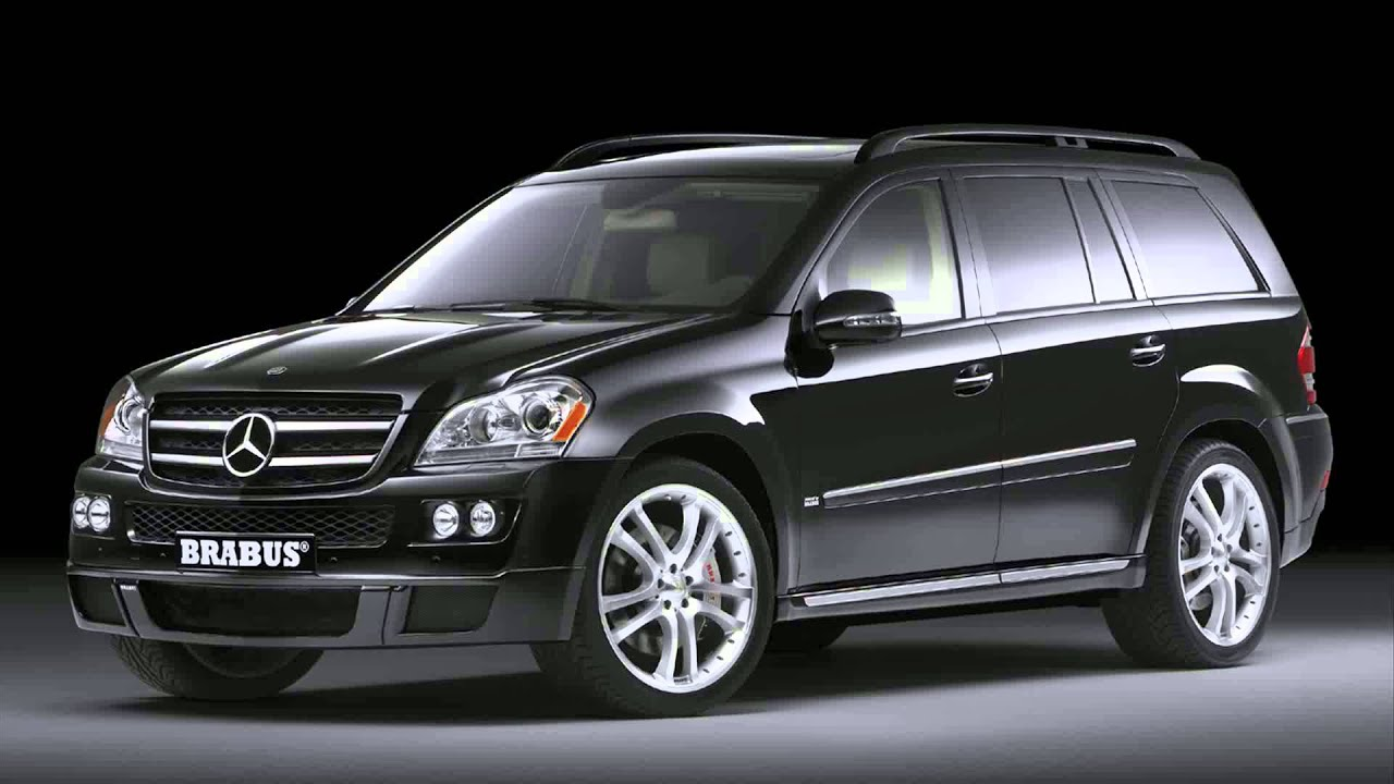 Image Gallery Mercedes Gl500