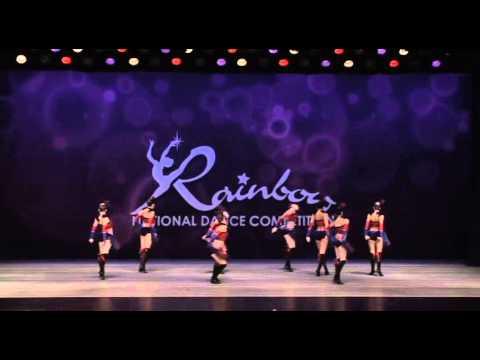 """""""Circus"""" -  DANCE DYNAMICS  (Upland, CA)"""
