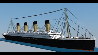 Project R.M.S. TITANIC in Minecraft   Part - 5  (Проект Титаник в Майнкрафт)