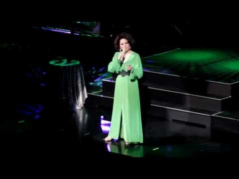Tsai Chin 蔡琴 - Golden Melody Concert 2012 - 绿岛小夜曲