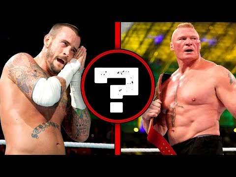 CM Punk OVERRATED? Does Champ Brock RUIN Raw? (Going In Raw Mat Chat Ep. 55)