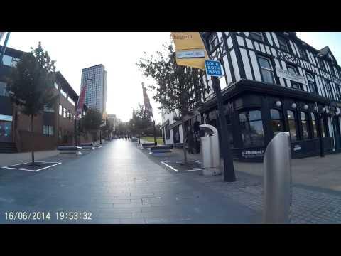 Trigon to Sheffield Hallam University