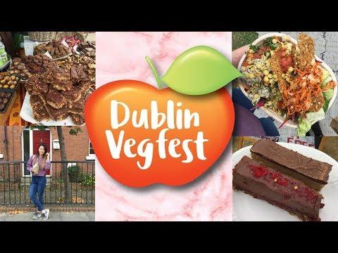Dublin Vegfest | VEGAN Food Porn & My Thoughts