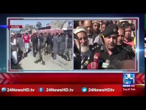 DPO Charsadda Sohail Khan media talk