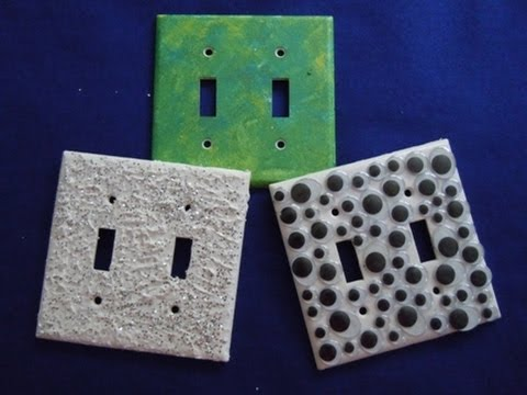 Decorative Light Switch Covers Idea