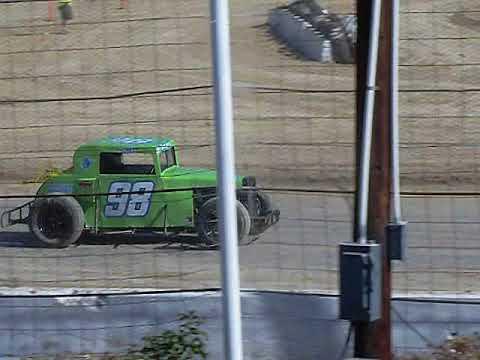 Dwarf Car Practice Barona Speedway 5-5-2018