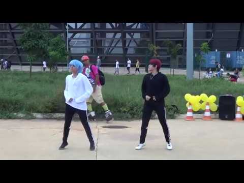 GD X TAEYANG - GOOD BOY ( Kuroko no Basket - Cosplay )
