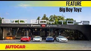 Big Boy Toyz | Buying A Pre-Owned Ferrari | Autocar India